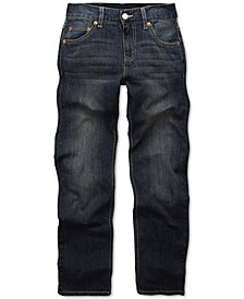 514 Straight Fit Jeans, Big Boys