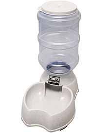 Franklin Pet Supply Co Automatic Water and Food Feeder - 2 Pack Set
