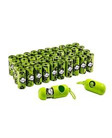 Franklin Pet Supply Co Waste Bag Holder - 42 Rolls