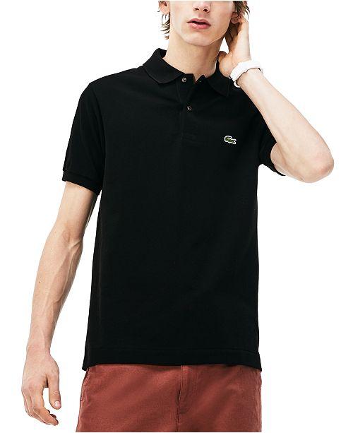 Lacoste Men's Classic Fit Piqué Polo Shirt, L.12.12