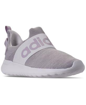 adidas slip on purple