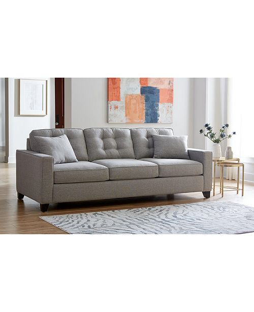 Clarke Ii Fabric Sectional Collection