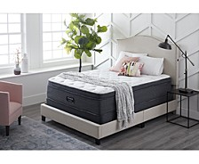"BRS900-TSS 14.75"" Plush Pillow Top Mattress Collection, Created for Macy's"