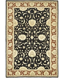 """CLOSEOUT! One of a Kind OOAK181 Onyx 6'3"""" x 9'4"""" Area Rug"""