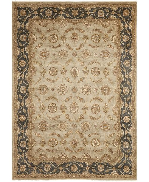"""Timeless Rug Designs CLOSEOUT! One of a Kind OOAK254 Beige 10' x 14'1"""" Area Rug"""