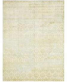 """CLOSEOUT! One of a Kind OOAK327 Beige 9'1"""" x 12'1"""" Area Rug"""
