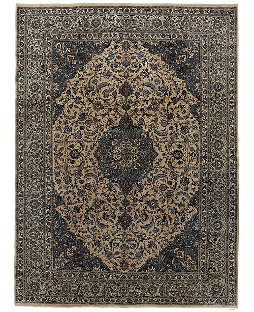 "Timeless Rug Designs CLOSEOUT! One of a Kind OOAK602 Hazelnut 9'10"" x 13'3"" Area Rug"