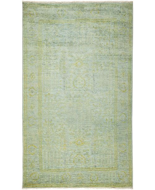 "Timeless Rug Designs CLOSEOUT! One of a Kind OOAK805 Mint 5'2"" x 7'10"" Area Rug"