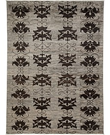 """CLOSEOUT! One of a Kind OOAK3678 Mist 7' x 9'7"""" Area Rug"""