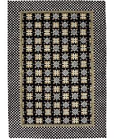 """CLOSEOUT! One of a Kind OOAK3404 Onyx 6'4"""" x 9'1"""" Area Rug"""