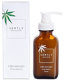 CBD-Infused Lotion With Arnica & Magnesium