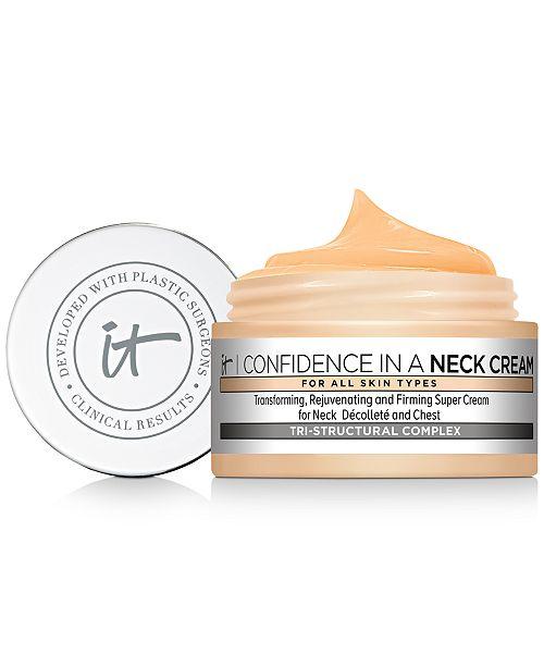 IT Cosmetics Confidence In A Neck Cream, Travel Size