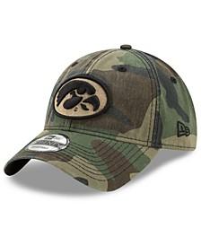 Iowa Hawkeyes Woodland Classic Twill 9TWENTY Strapback Cap