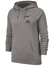 Women's Ohio State Buckeyes Rally Hooded Sweatshirt
