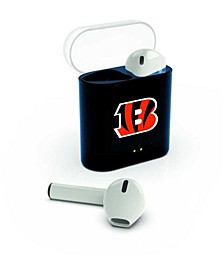 Prime Brands Cincinnati Bengals Wireless Earbuds