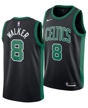 Nike Men's Kemba Walker Boston Celtics Statement Swingman Jersey