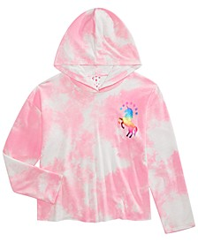 Big Girls Unicorn Hoodie
