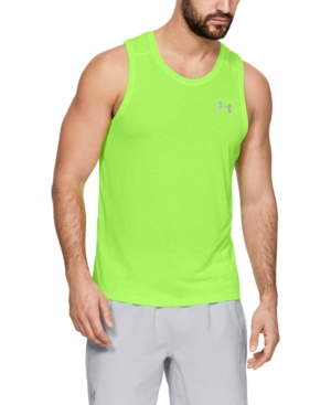 Under Armour Tops MEN'S LOGO TANK TOP
