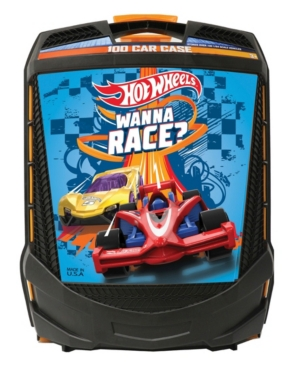 Hot Wheels 100 Car Storage Case