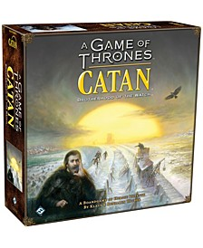 A Game Of Thrones Catan- Brotherhood of the Watch