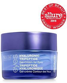 Hyaluronic Tripeptide Gel-Cream For Eyes, 0.5-oz.