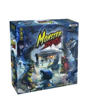 Ankama Monster Slaughter Board Game