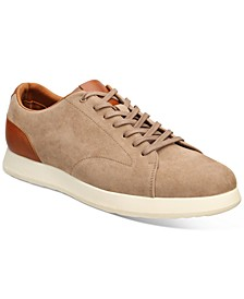 Men's Benny Suede Sneakers, Created for Macy's