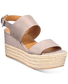Venice Platform Wedge Sandals