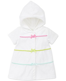 Baby Girls Hooded Swim Cover-Up