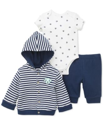 Little Me Baby Boys 3 Piece Play Set Pants