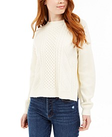 Kelsey Cable-Knit Sweater