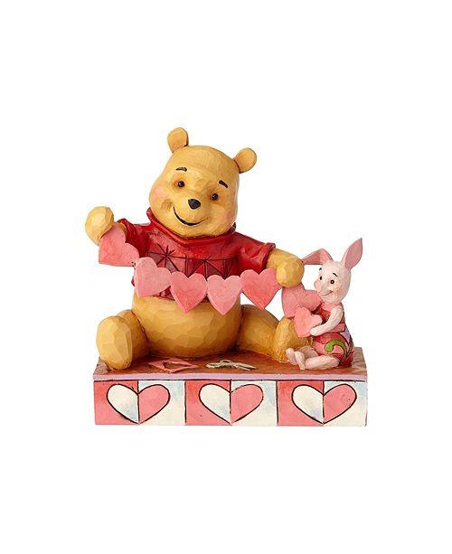 Enesco Pooh and Piglet Heart