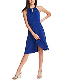 Keyhole Seam-Waist Dress