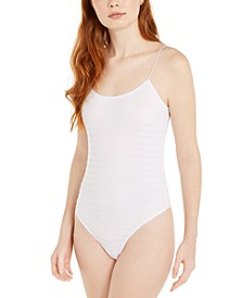 Derek Heart Juniors' Thong Bodysuit