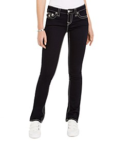 Bliie Straight-Leg Jeans