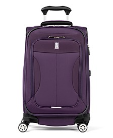 "Walkabout 5 21"" Softside Carry-On Spinner, Created for Macy's"