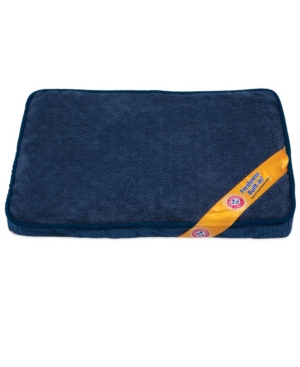 Odor control meets comfort with the Arm & Hammer Orthopedic Pet Bed. Features built-in antimicrobial fabric backed by the trusted Arm & Hammer name. Built-in for protection keeps the bed fresher between washes. Orthopedic foam cushion curves to your dog\\\'s unique shape for contoured cushioning.