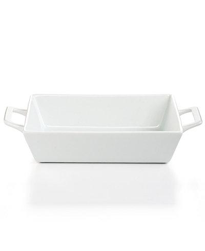 The Cellar Whiteware Medium Baker, Created for Macy's