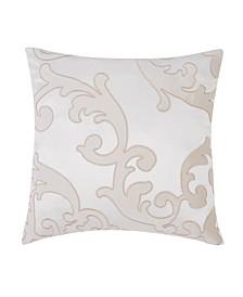 """Velvet Melange Decorative Pillow, 20"""" x 20"""""""
