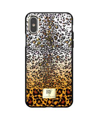 Fierce Leopard Case for iPhone X