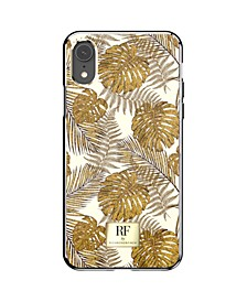 Golden Jungle Case for iPhone XR