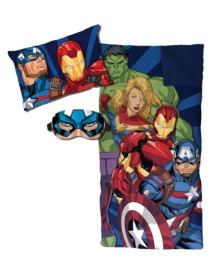 Avengers 3-Piece Slumber Set Bedding