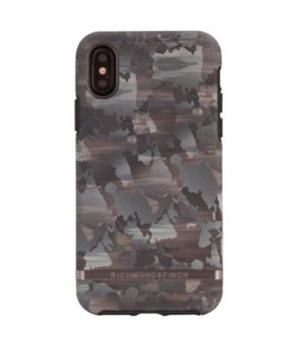Camouflage Case for iPhone XS MAX