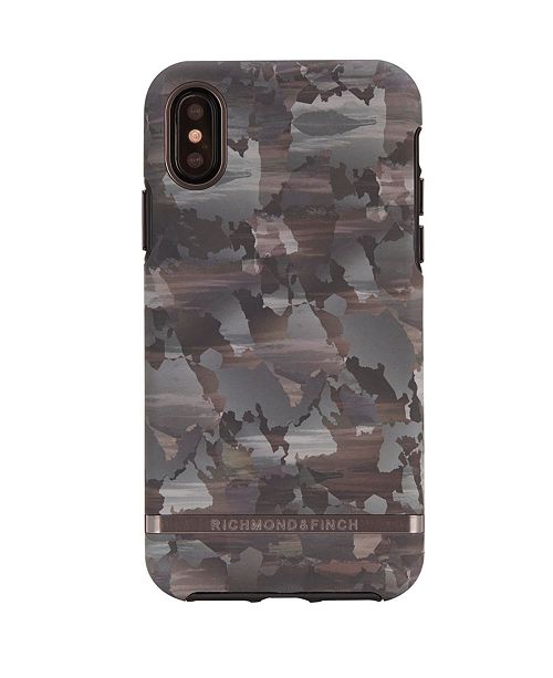 Richmond&Finch Camouflage Case for iPhone XS MAX