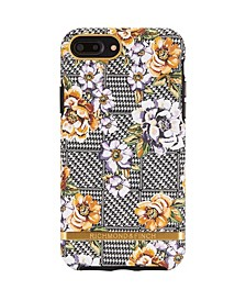 Floral Tweed Case for iPhone 6/6s PLUS, 7 PLUS and 8 PLUS