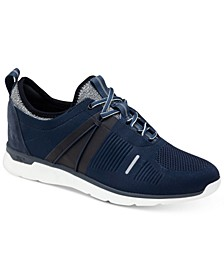 Men's Prentiss U-Throat Elastic Sneakers