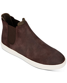 Kenneth Cole Reaction Men's Indy Flex Mid-Height Sneakers