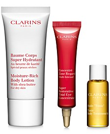 Receive a FREE 3pc skincare gift with $75 Purchase