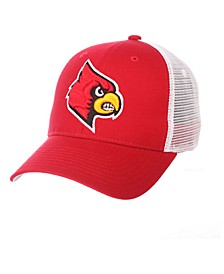 Louisville Cardinals Big Rig Mesh Snapback Cap