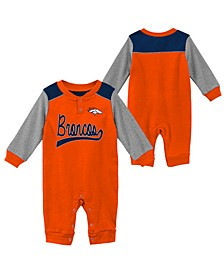 Baby Denver Broncos Scrimmage Coverall